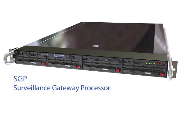 Surveillance Gateway Processor
